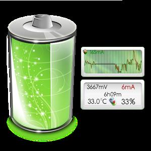 Dotekománie doporučuje #21 – Battery Monitor Widget