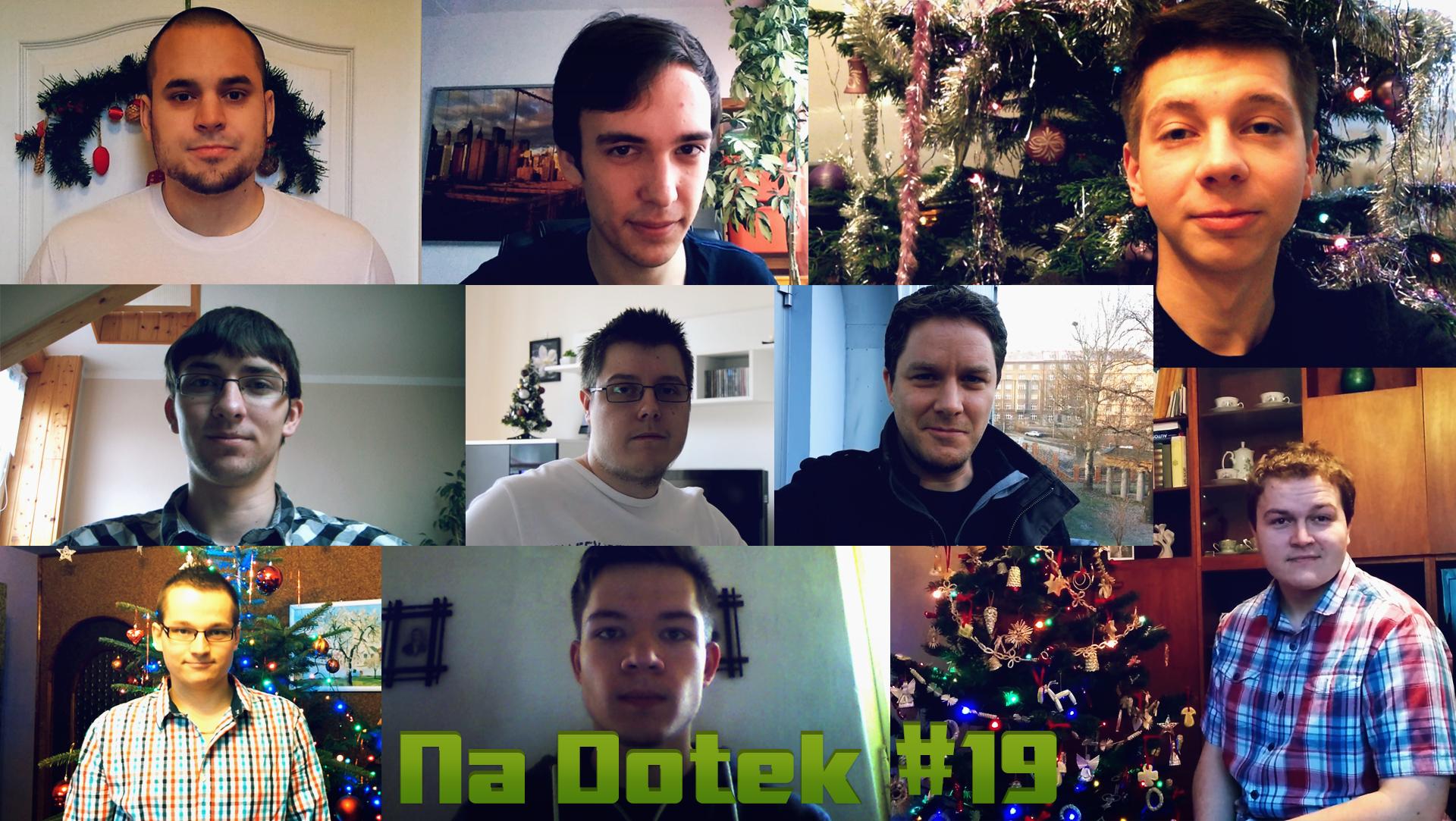 Na Dotek #19 – Silvestrovský SPECIÁL
