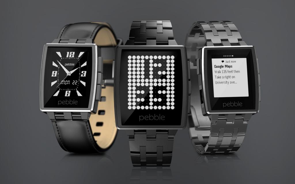 Pebble Steel – luxusnější chytré hodinky [aktualizováno]
