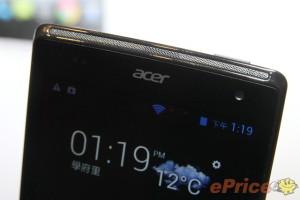 Acer Liquid Z5 - mikrofon