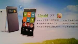 Acer Liquid Z5 - představení2
