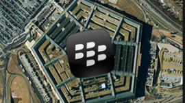 BlackBerry zabere 98 % z nového systému řízení Pentagonu