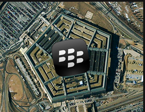 BlackBerry Pentagon