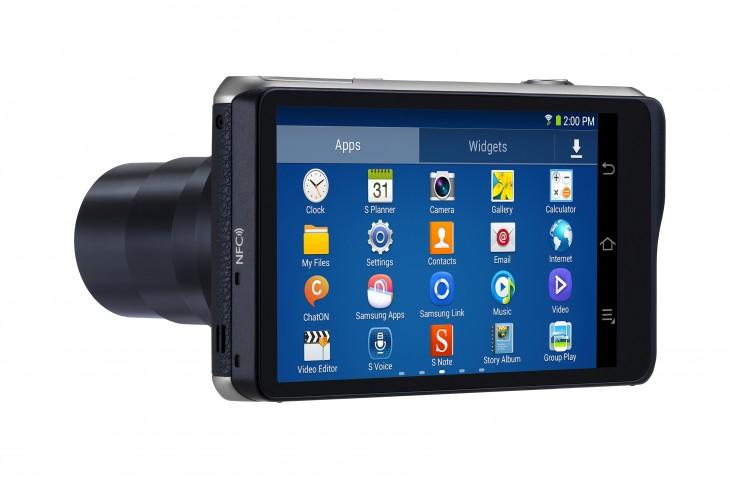 Samsung představil Galaxy Camera 2
