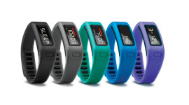 Garmin představil chytrý fitness náramek Vivofit