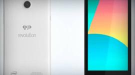 Geeksphone Revolution: první uniklý snímek dual-bootu