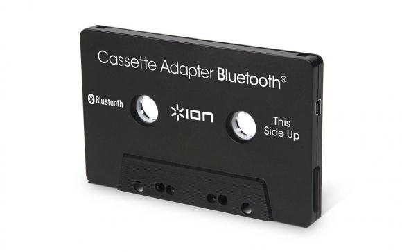ION představil kazetový audio adaptér s Bluetooth