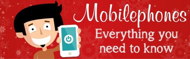 Infografika - chytré telefony logo