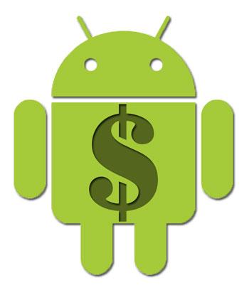 Google a Android – licenční poplatky zřejmě existují