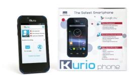 Kurio Phone: první bezpečený chytrý telefon pro děti