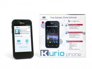 TECHNO SOURCE KURIO PHONE