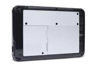 Panasonic Toughpad FZ-M1 - zadní část