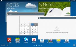 Samsung Galaxy Note 10.1 2014 Edition - Miniaplikace S Pen
