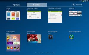 Samsung Galaxy Note 10.1 2014 Edition - Nástroje