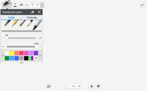 Samsung Galaxy Note 10.1 2014 Edition - Poznámkový blog