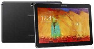 Samsung Galaxy Note 10.1 2014 Edition WiFi černá