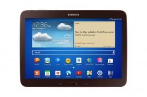 Samsung Galaxy Tab 3 10.1 do škol