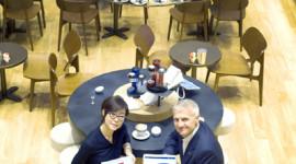 Samsung uzavřel partnerskou dohodu s Illycaffè