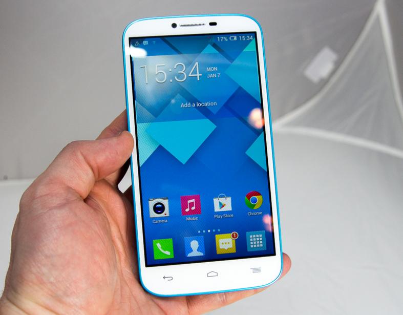 Alacatel uvedl dva tablety a smartphone Pop C9