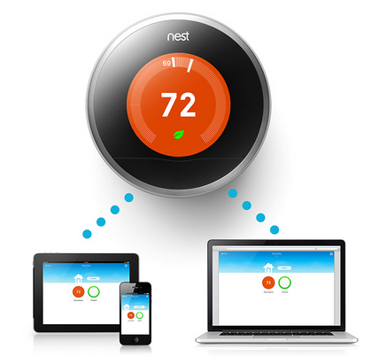 Google si koupil termostaty za 3,2 miliardy dolarů