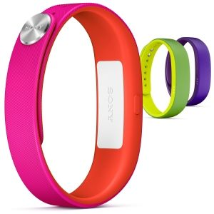 Sony SmartWear – náramek zaznamenávající vaši aktivitu