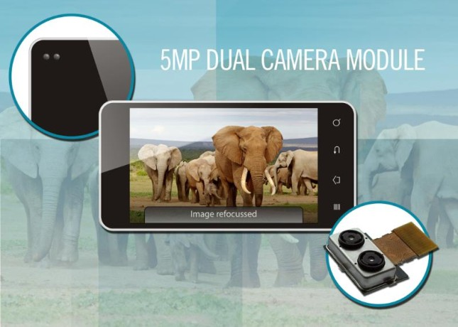 """Lytro"" kamera pro mobily od Toshiby"