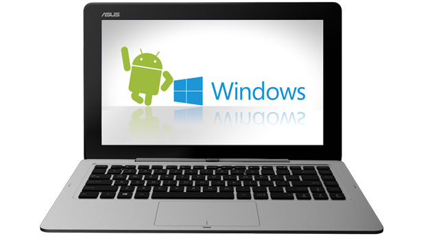 Asus představil Transformer Book Duet s Androidem a Windows 8.1