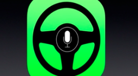 iOS in the Car se nám ukazuje na videu