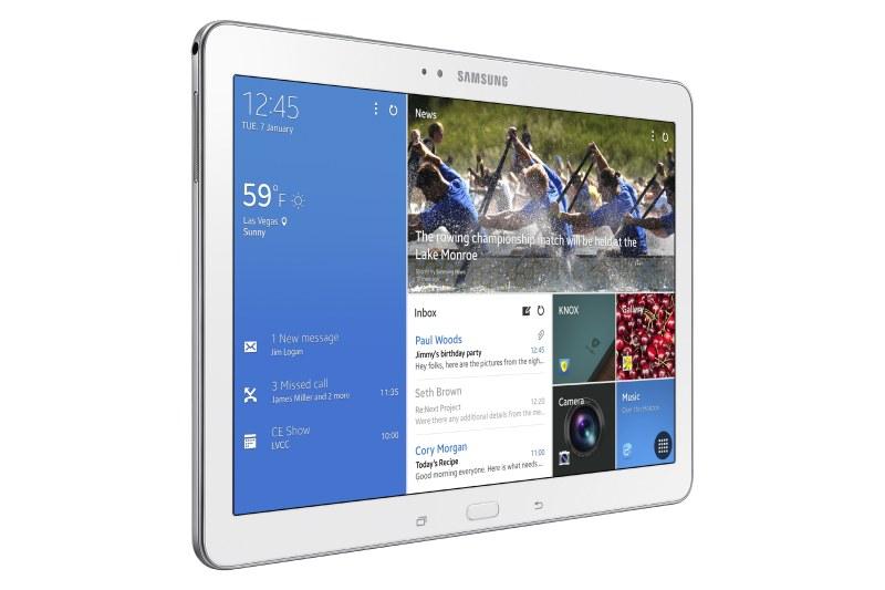 Oficiálně – Samsung Galaxy Tab Pro 10.1