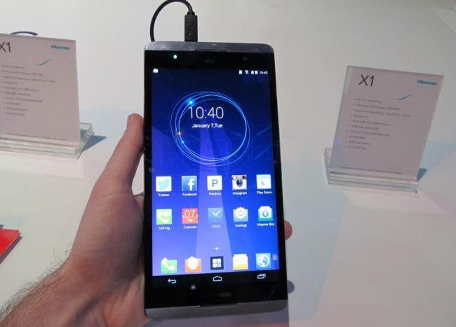 Hinsense přichází s modelem X1 – phablet nebo tablet?