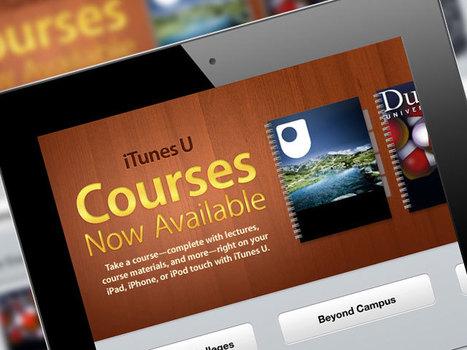 Apple celosvětově rozšiřuje přístup k jeho vzdělávacím nástrojům