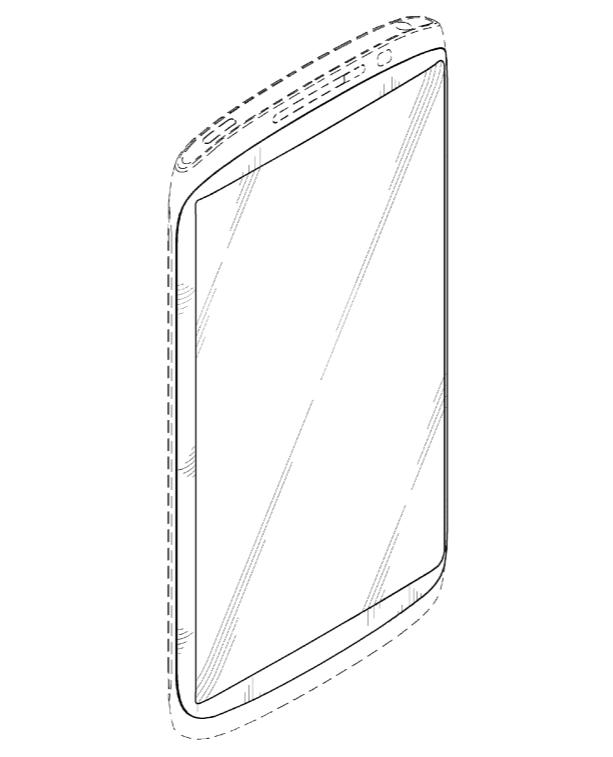 Nový design Galaxy Note odhalen v patentové přihlášce?