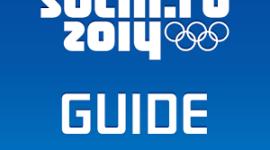 Oficiální aplikace olympiády v Soči 2014