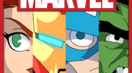 Marvel Run Jump Smash! – Nová hra pro Android a iOS