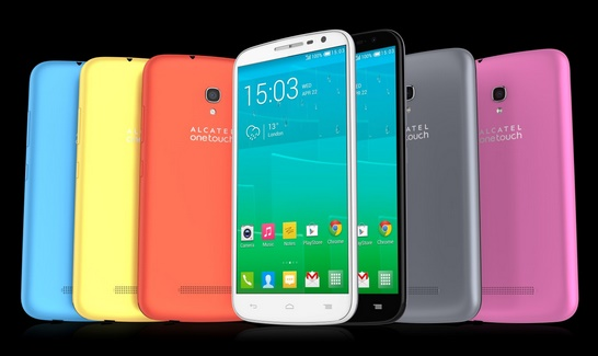 Alcatel odhalil OneTouch Pop S3, S7 a S9 #MWC2014