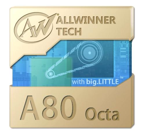 UltraOcta s 8 jádry od Allwinner #MWC2014