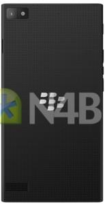 BlackBerry Jakarta - zadní část