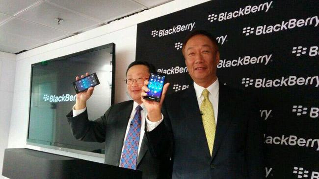BlackBerry oznámilo telefony Z3 a Q20 #MWC2014