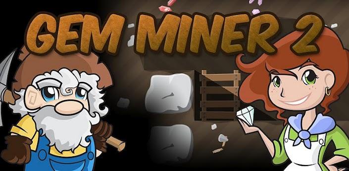 Zábavné hledání pokladů s Gem Miner 2