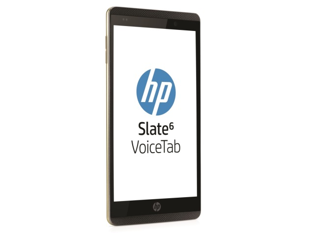 HP uvádí na trh Slate6 VoiceTab #MWC2014