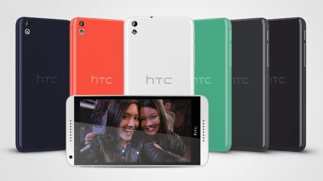 HTC představilo Desire 816 a Desire 610 #MWC2014