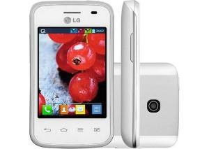 LG Optimus L1 II Tri - bílá varianta