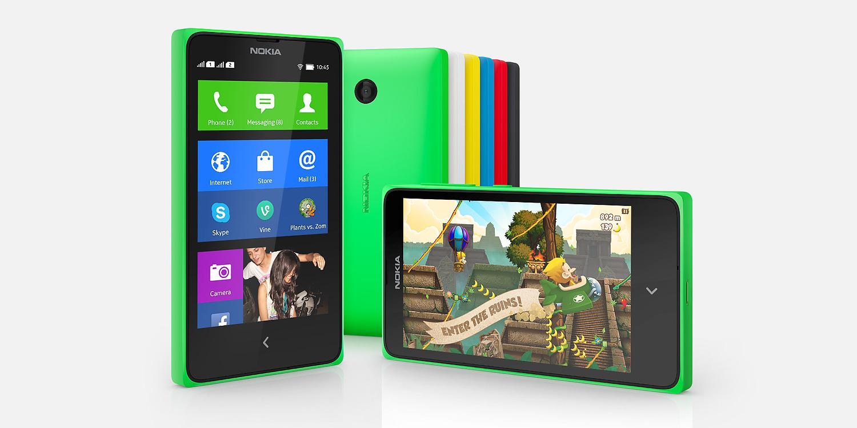 Nokia XL s Apex Launcherem [video, aktualizováno]