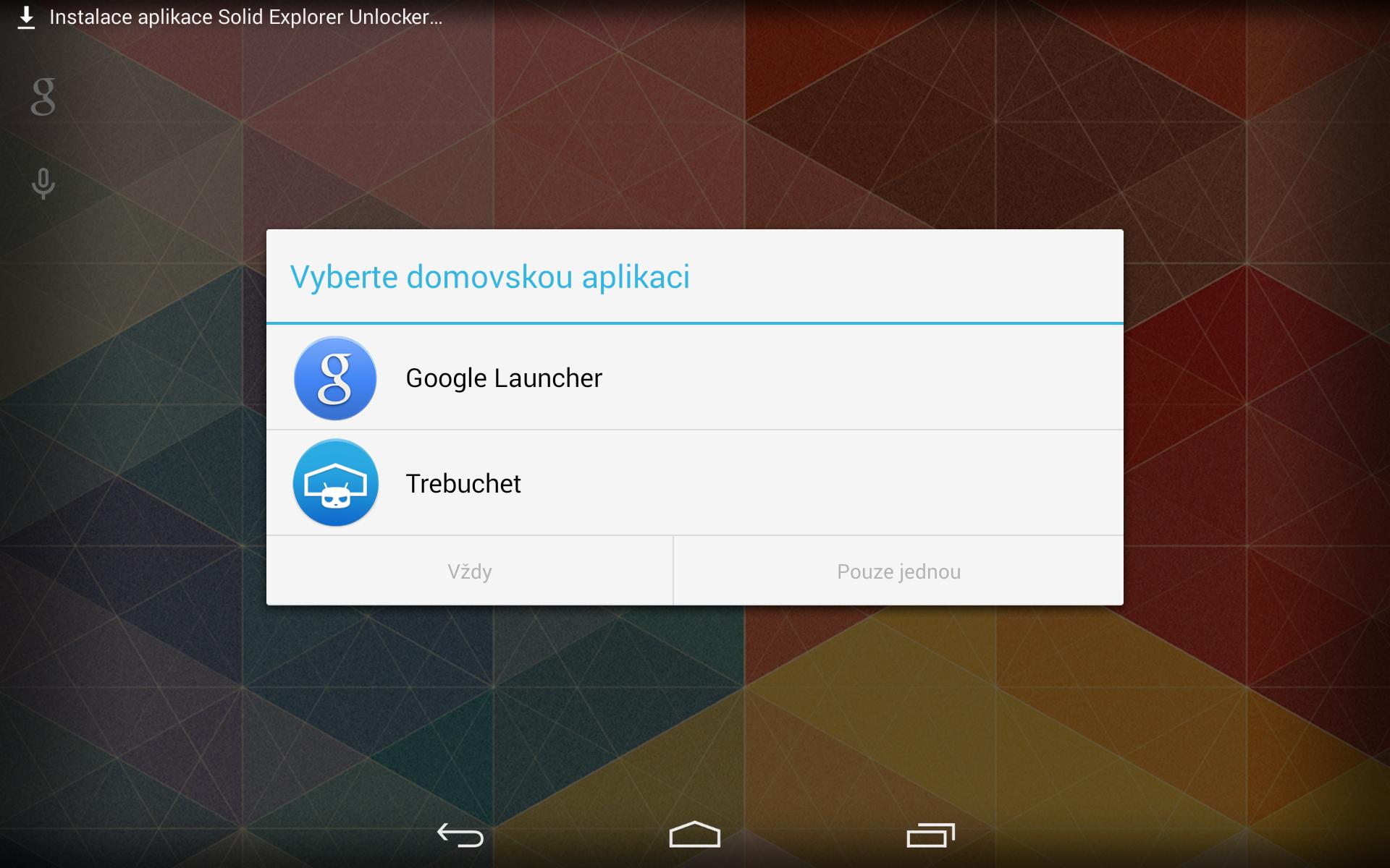 Google Launcher je v Obchodě Play [APK]