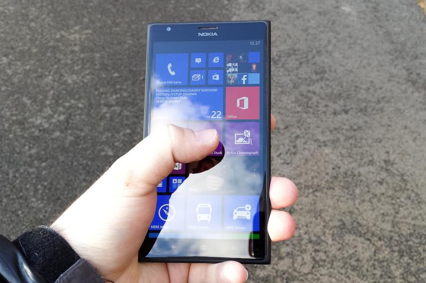 Windows Phone 8.1 – odhalena další novinka?