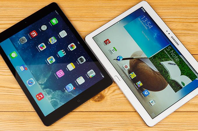 iPad Air nabízí dle studie nejdelší výdrž baterie