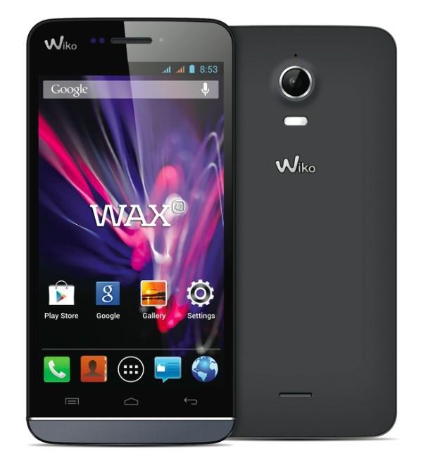 Wiko Wax překvapí Tegrou 4i a LTE #MWC2014