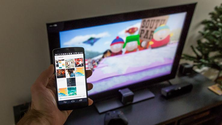 AllCast nově podporuje streamování médií z Androidu do Chromu