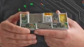 Flippypad pro Projekt Ara – koncept herního modulu