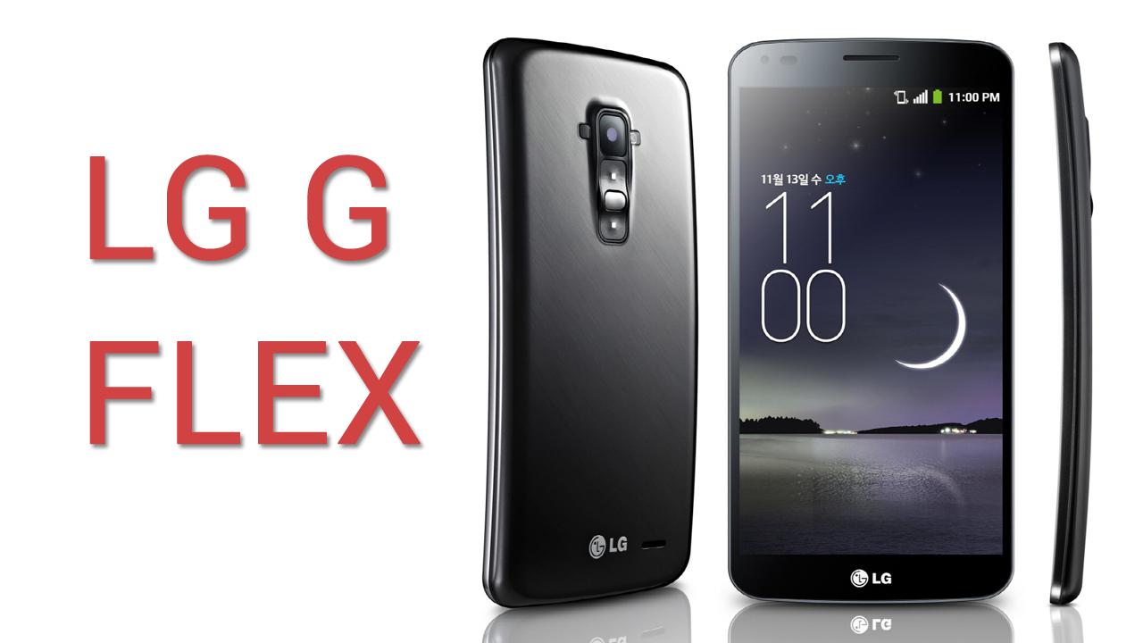 LG G Flex – videopohled